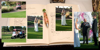 Lexie and Matt Album Layout