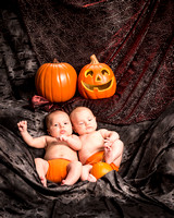 Wendy and Holly's Kids for Halloween